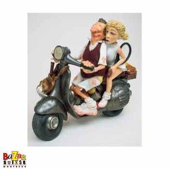 Terre battue - figurine Forchino