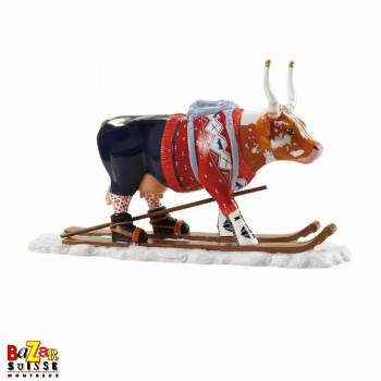 The Ski Cow - vache CowParade