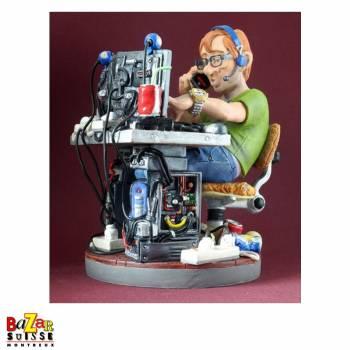 Le programm - figurine Profisti