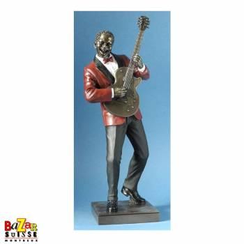 Le saxophoniste - figurine Le Monde du Jazz