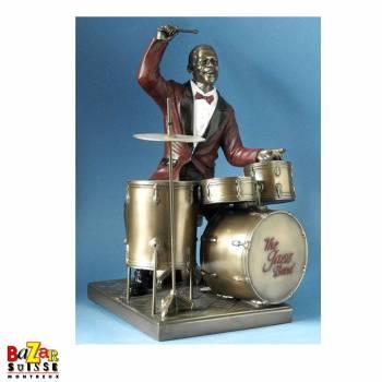 Le bassiste - figurine Le Monde du Jazz