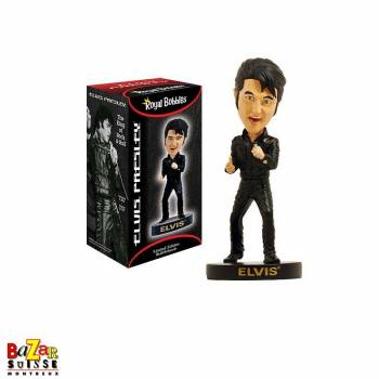 Figurine Elvis Presley 1968 Comeback Tour Bobble Head