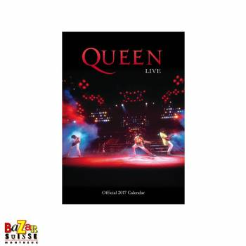 Official Queen Calendar 2017