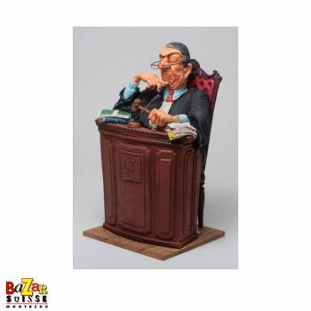 Le Juge - figurine Forchino