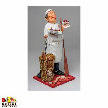 Le Boulanger - figurine Forchino