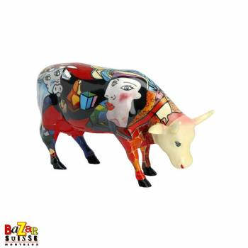 "Vache ""Hommage to Picowso's African Period"""