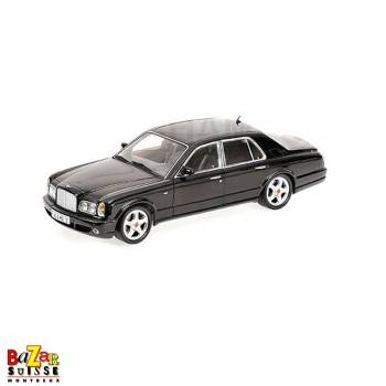 Bentley Arnage R 2002 voiture 1:18 de Minichamps