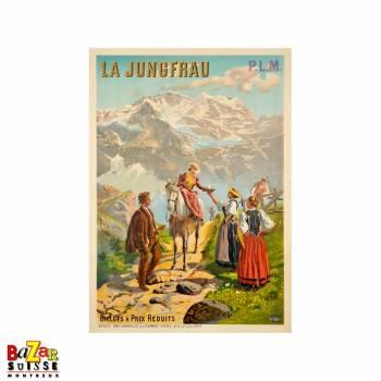 Poster Jungfrau