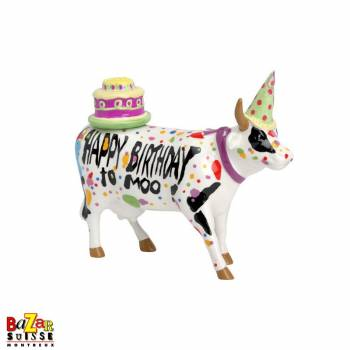 Happy Birthday To Moo! - vache CowParade