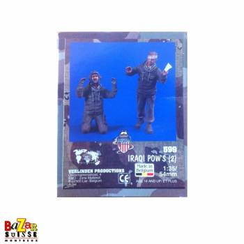 Iraqi Pow's - 2 figurines Verlinden