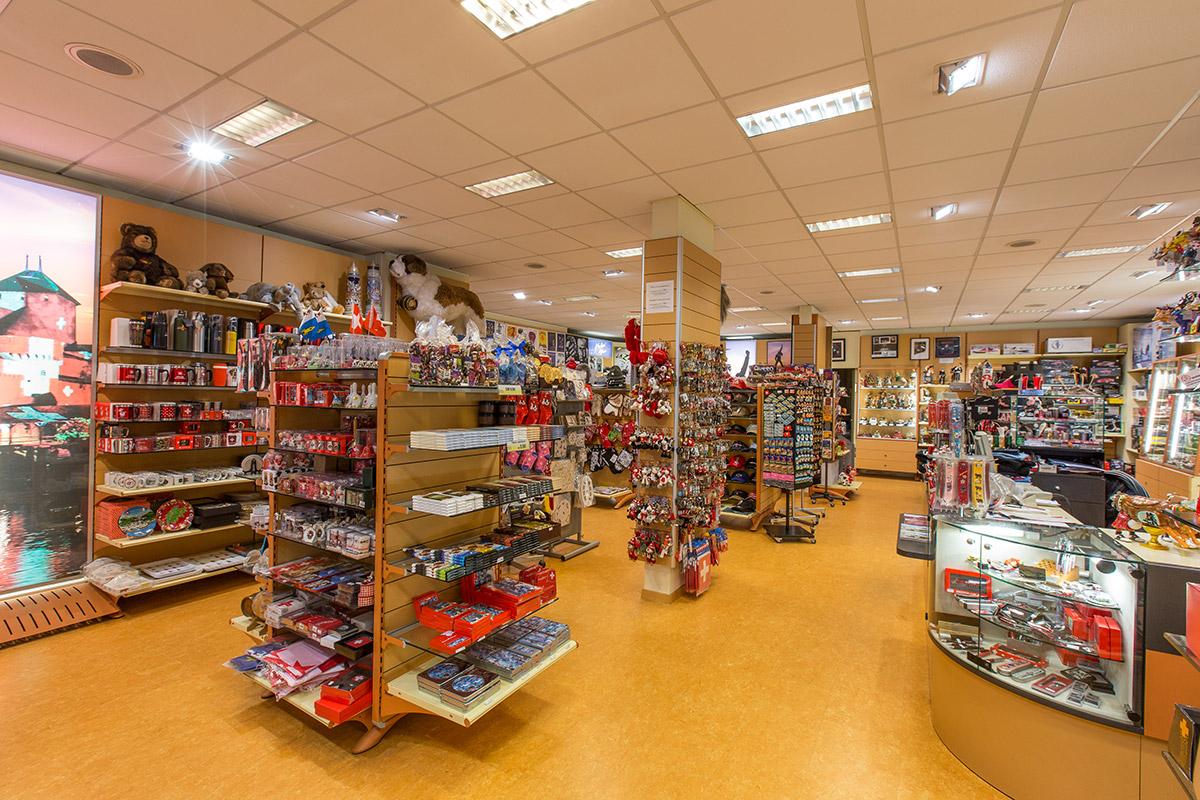 Our Shop In Montreux Bazar Suisse