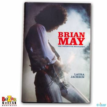 Brian May The Definitive Biography