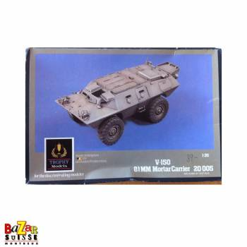 V-150 81mm MortarCarrier - Verlinden