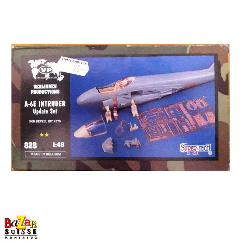 A-6E intruder - Update set Verlinden