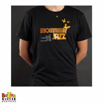 T-shirt vintage du Montreux Jazz Festival