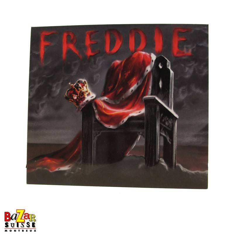 Freddie - Pushking