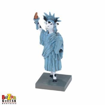 Lady Liberty - vache CowParade