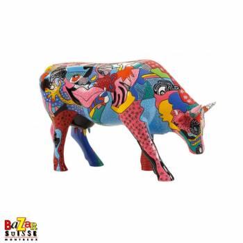 Cowlvador Dali - vache CowParade