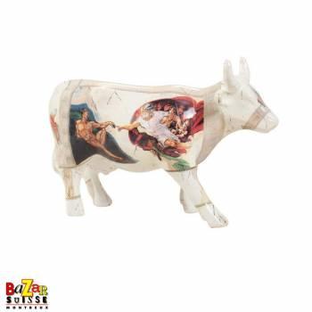 Moondriaan - cow CowParade