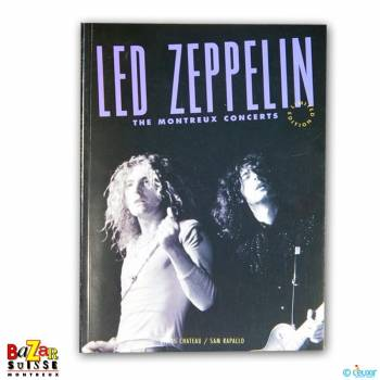 Led Zeppelin The Montreux Concerts