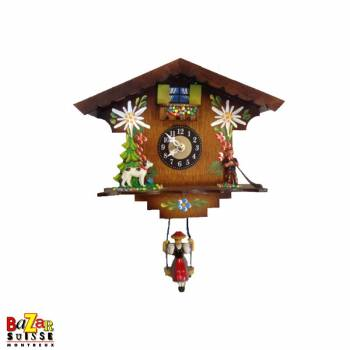 Quartz-clock