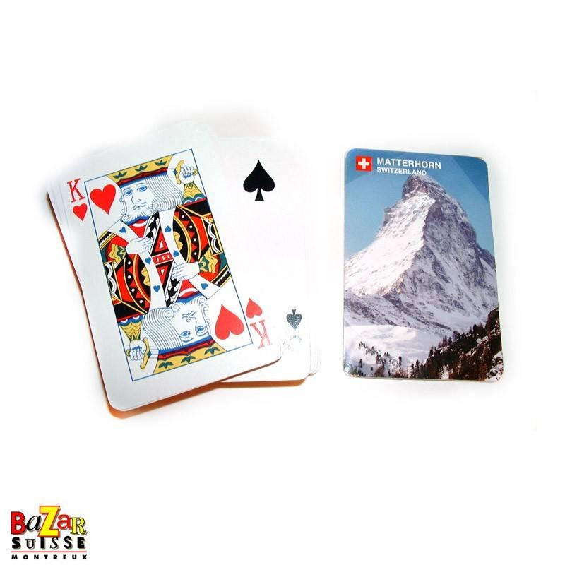 Jeux de cartes - poya