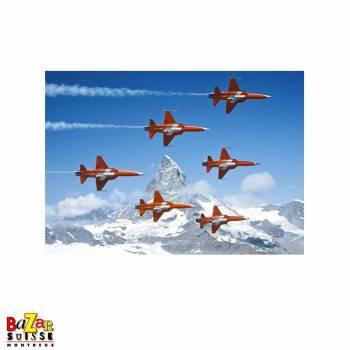 Patrouille Suisse - Puzzle Ravensburger