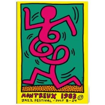 Poster Montreux Jazz Festival 1983
