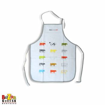 Kitchen apron - cowlection
