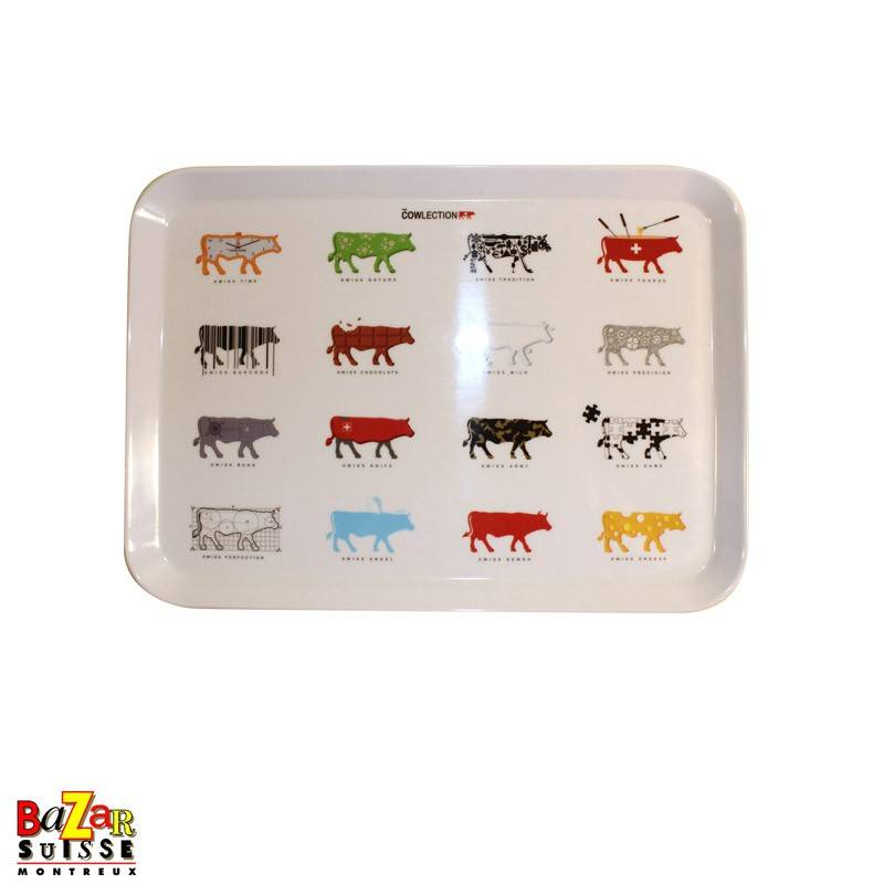 tray - cowlection