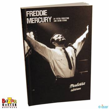 Freddie Mercury book by Peter Freestone