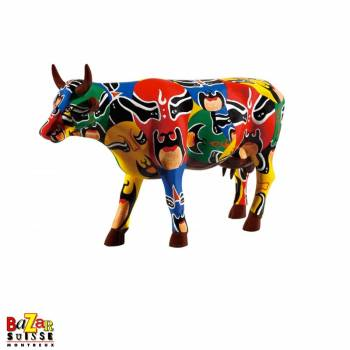 Chinese Opera Cow - vache CowParade