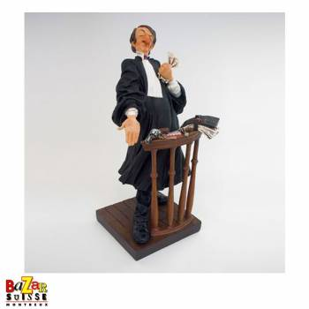 L'avocat - Figurine Forchino