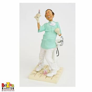 Le dentiste figurine Forchino