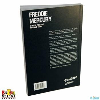 "Livre ""Freddie Mercury"""