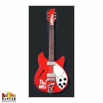 The Who Rickenbacker Style electric guitar - Baby Axe