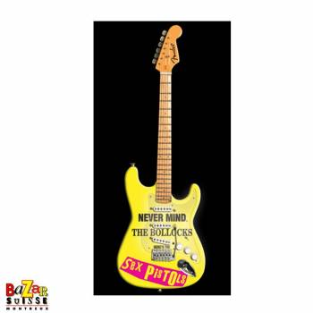 Sex Pistols NMTB Fender Stratocaster electric guitar - Baby Axe