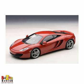 McLaren F1 MP4-12C car 1:18 by AUTOart