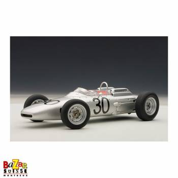 Porsche 804 F1 D. Gurney 1962 car 1:18 by AUTOart