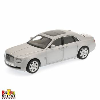Rolls Royce Ghost SWB 2010 car 1:18 by Kyosho