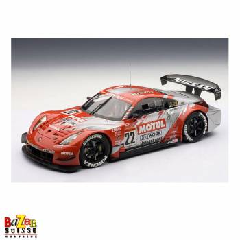 Nissan Fairlady Z JGTC 2004 car 1:18 by AUTOart