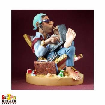 The dentist - figurine Profisti