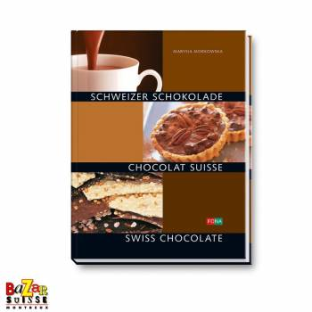 "Cookbook ""Swiss chocolate"""
