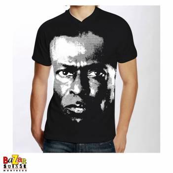 Miles Davis - Official Montreux Jazz Festival shirt