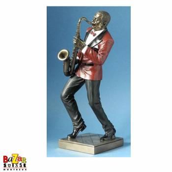 Le trompettiste - figurine Le Monde du Jazz