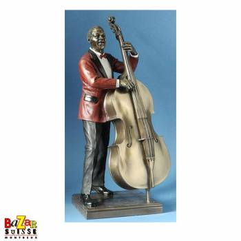 The trumpeter - figurine Le Monde du Jazz