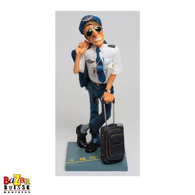 Waiter Forchino figurine