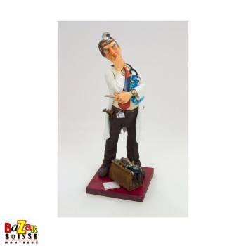 Le pilote figurine Forchino