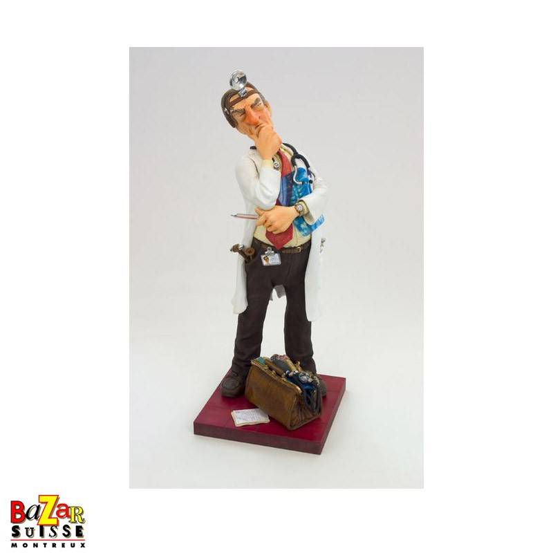 Le pilote figurine Forchino