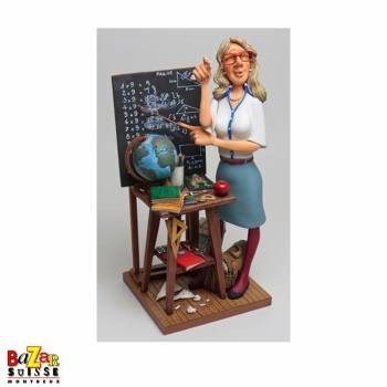 Forchino figurine - The teacher